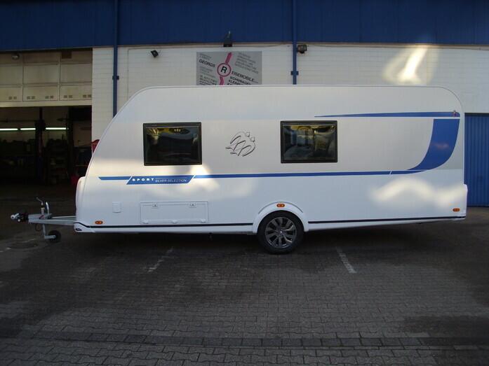 Wohnwagen Etagenbett Festbett Sitzgruppe : Knaus südwind 500 540 fdk silver 01121074 campanda.de