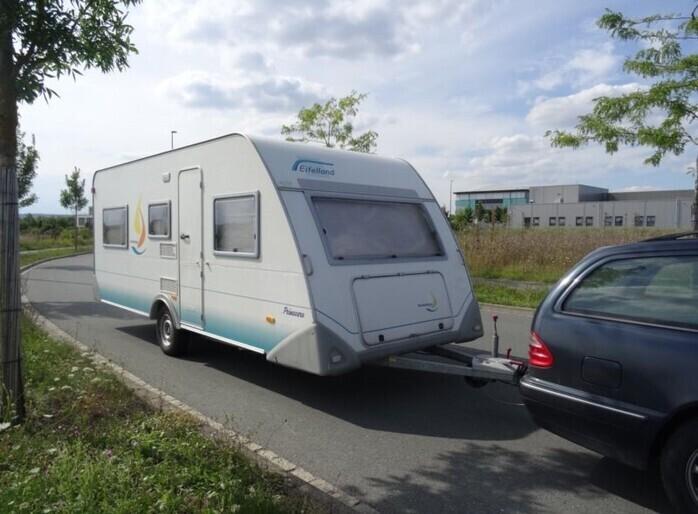 Wohnwagen Eifelland Mit Etagenbett : Eifelland wohnwagen angebote bei mobile kaufen