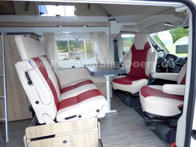 Karmann Dexter 550 mit Markise und 75999964 - Campanda de