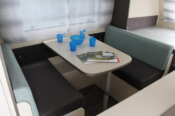 Wohnwagen Mit Zwei Etagenbetten : Mietwohnwagen camping und ferienpark wulfener hals