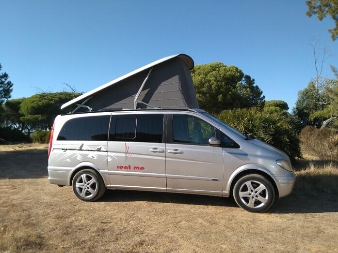 Viano Mit Aufstelldach Ohne Küche   Mercedes Viano Marco Polo Kastenwagen 54068160 Campanda De