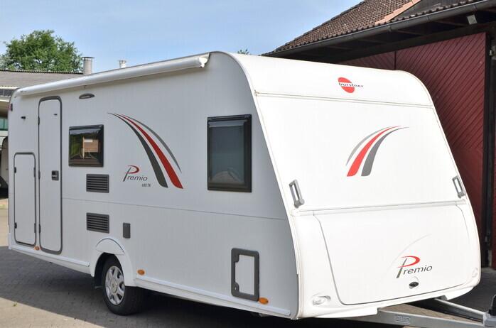 Wohnwagen Etagenbett Heckgarage : Heckgarage wohnwagen mit angebote bei mobile kaufen