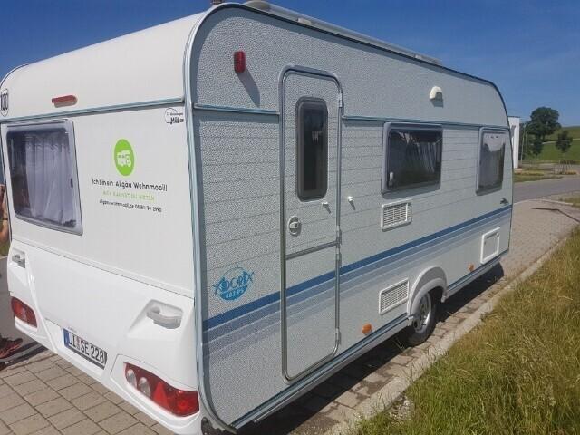 Fußboden Im Wohnwagen Gibt Nach ~ Top ausgestatteter wohnwagen für campanda