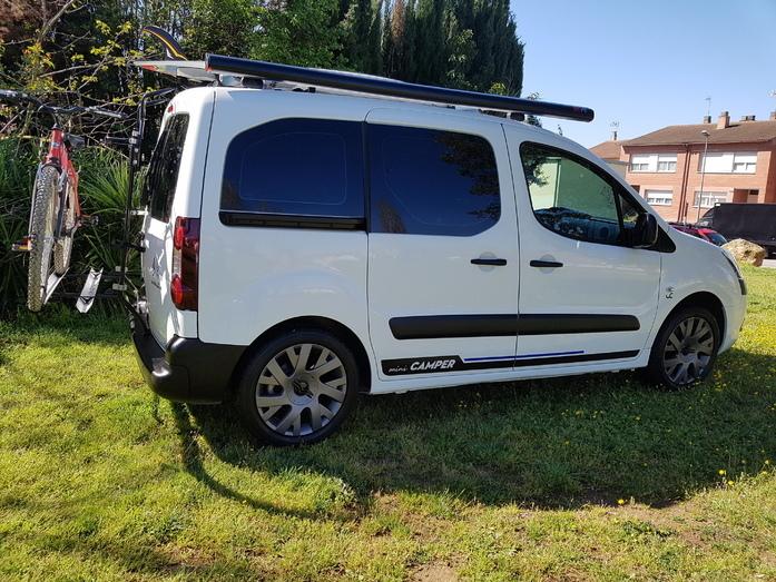 Mini Kühlschrank Für Wohnmobil : Citroen berlingo hdi75 mini camper für 2 06794463 campanda.de