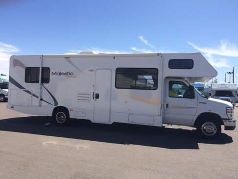 Volles Hookup Campingplatz in Colorado