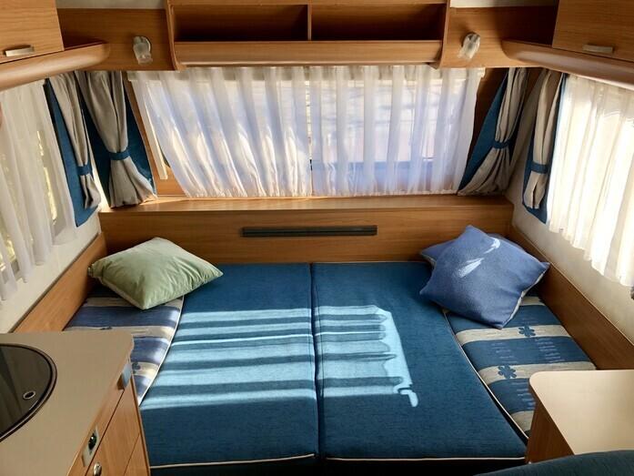 Wohnwagen Etagenbett Adria : Caravan wohnwagen adria altea pk modellvorstellung camp magazin