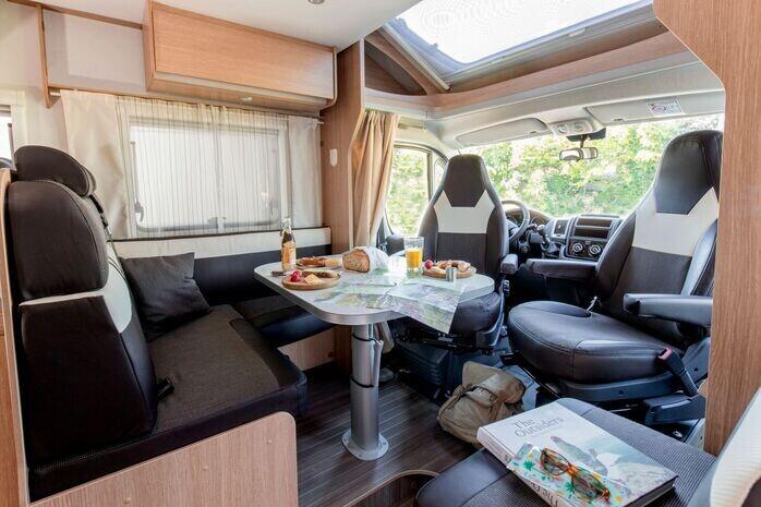 Luxus Wohnmobil Reisemobil Sunlight T 68 23152275 Campanda De