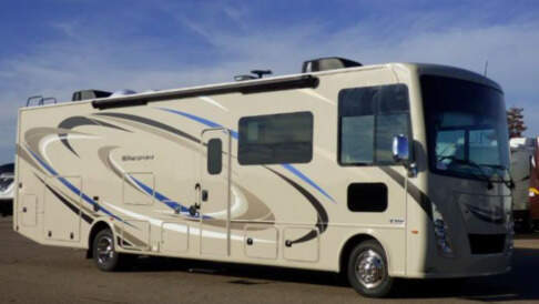 RV rental Daytona Beach